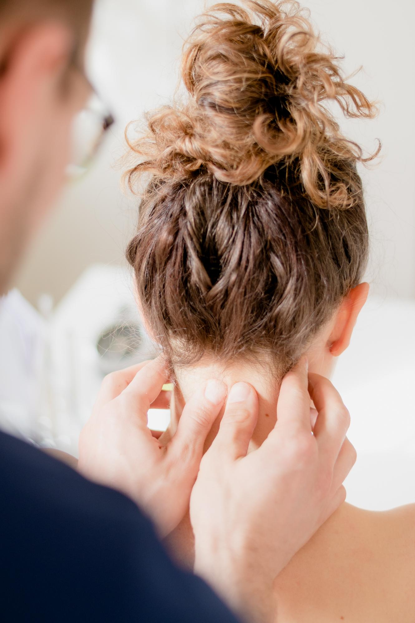 Klassische Osteopathie Behandlung